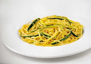 Fettuccine with Courgettes and Krokos