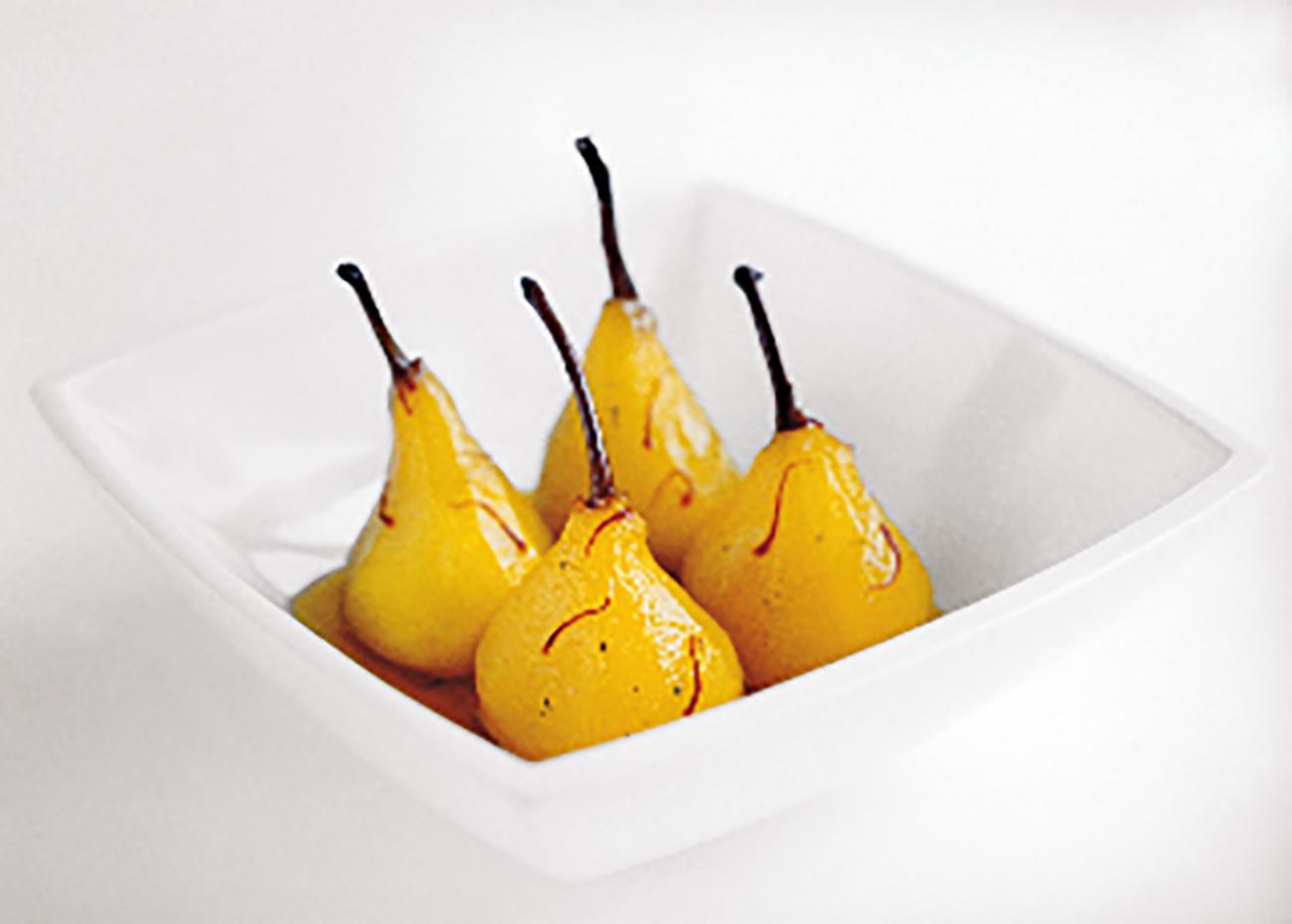 Vanilla Pears