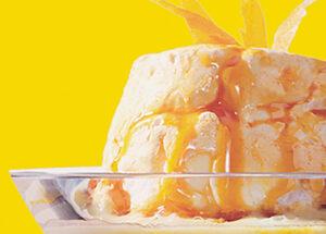 Παγωτό με Κρόκο Κοζάνης