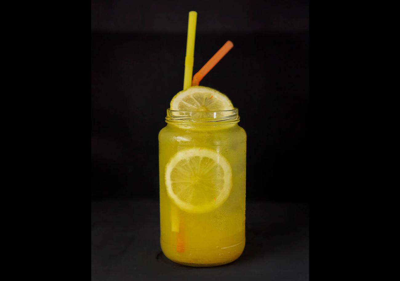 Lemonade with Saffron