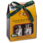 Organic Red Saffron Filaments Gift Box DF